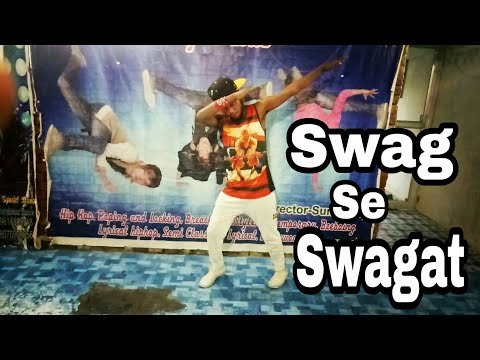 Swag Se Swagat Dance Video Sunny Arya From Ghazipur