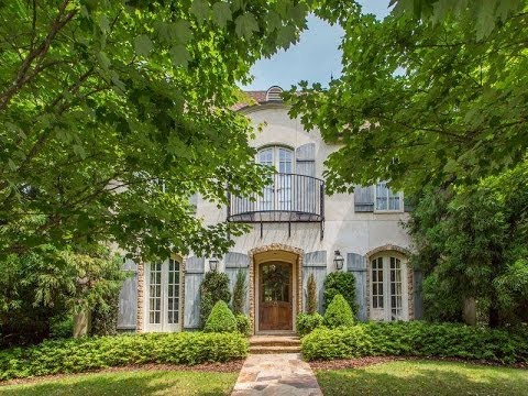 Exquisite Brookhaven Home in Atlanta, Georgia