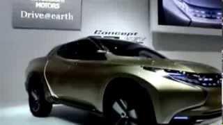 видео Mitsubishi Lancer станет гибридным кроссовером