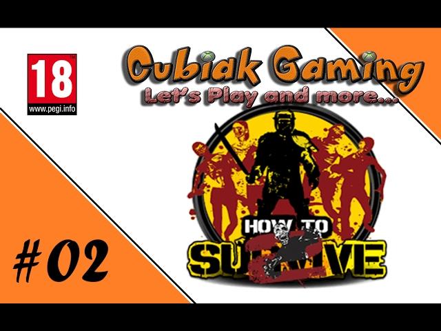 HIER WERDEN AUTOS GRATIS NEU LACKIERT! ★ Let's Play How To Survive 2 #02