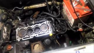 SHLANGI ALMASHTIRISH silindir bosh Peugeot Hamkor Citroen Berlingo