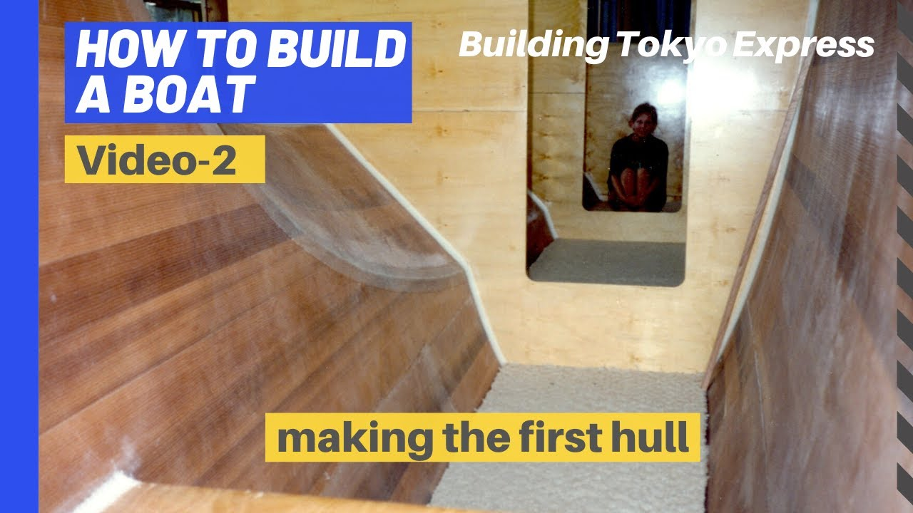 How To Build A Boat Ep 2 Catamaran You Can Live On