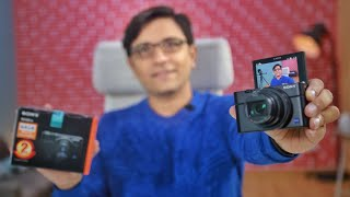 Sony RX100 VII Camera Unboxing - Best Vlogging Camera of 2019