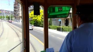 Tram Touristique CGTE/AGMT - Automotrices Be 4/4  67