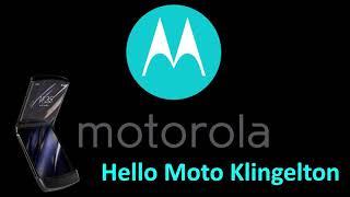 Klingelton Motorola 🎶 Hello Moto Ringtone als Handy-Download (.MP3)
