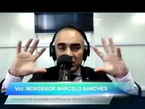 """Monseñor Marcelo Sánchez:""""Para defender la dignidad humana no se necesita más que actuar juntos"""""""
