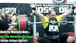 ANDREY MALANICHEV...One of the Strongest Men EVER (Interview)