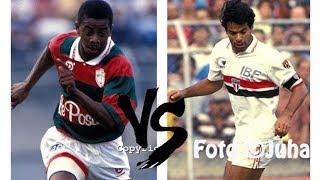 Dener Vs Rai 1992 - Portuguesa x São Paulo