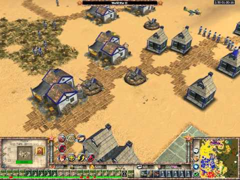 Empires: Dawn of the Modern World - Level 10 - 4v4