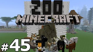 Minecraft Zoo Build - Part 45 - BEAR SEX