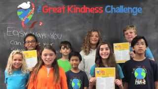 KINDNESS MATTERS! Easy Ways YOU Can Make Your School a Kinder Place!
