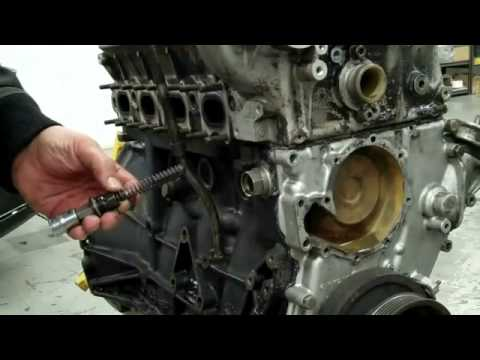 Cylinder head removal 23-16 for inspection and repair