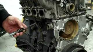 Cylinder head removal 2.3-16 for inspection and repair
