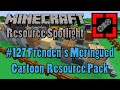 Minecraft Resource Spotlight: #127 Frenden's Meringued Cartoon Resource Pack