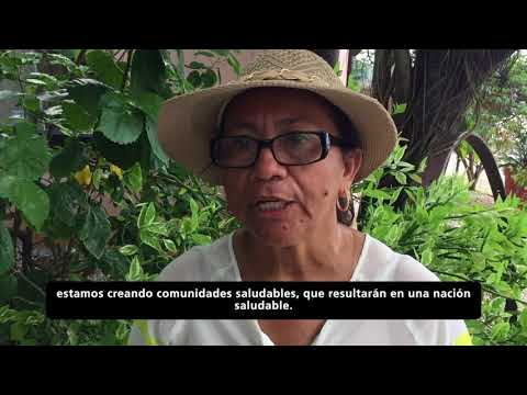 Belize: Health for the community, in the community