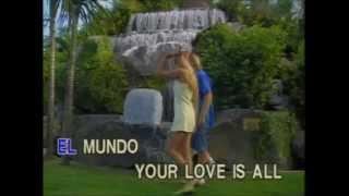 El Mundo (Karaoke) - Tom Jones
