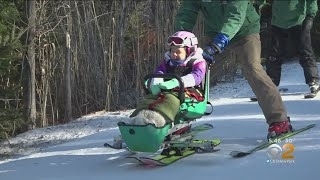 Ski Trip Giving Life-Changing For Children With Disabilities