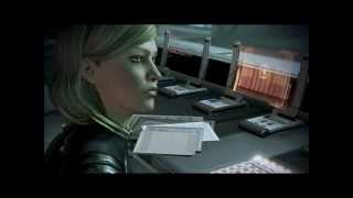 Kahlee Sanders: Introduction (Grissom Academy) - Mass Effect 3