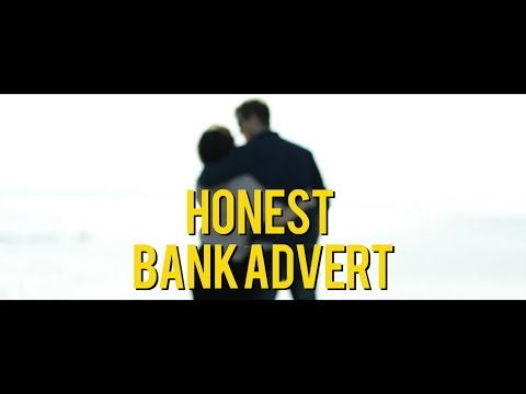 Honest Bank Advert