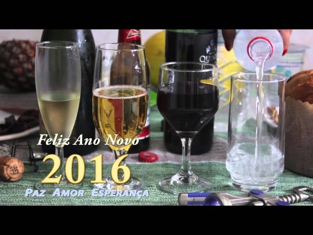 Feliz Ano Novo Água Leve Mogiana