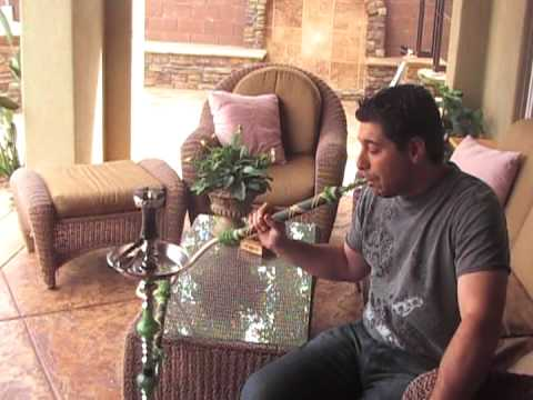 How to set up a Khalil Mamoon hookah in no time Part 2