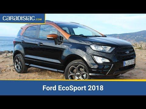 Ford EcoSport 2018 : restylage intégral