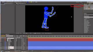 AE: Inverse Kinematik-Character-Animation PT 2