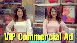 OUR FIRST COMMERCIAL AD 😍 | Chinki Minki