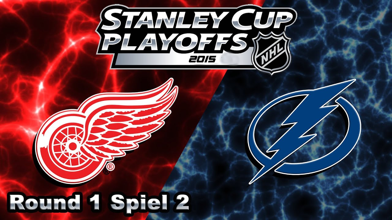 Nhl playoffs round 1 086 tampay bay lightning detroit red wings