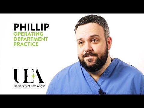 Operating Department Practice - Phillip