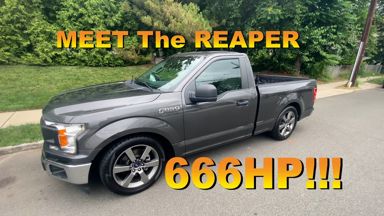 Introduction to the Reaper || New Build 2018 Whipple Supercharged F 150 1