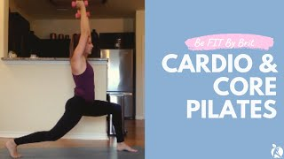 30 Minute Cardio & Core Pilates