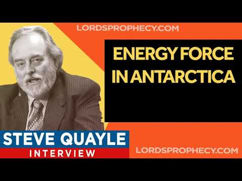Steve Quayle Interview Energy Force in Antarctica Sept. 17, 2018  MUST HEAR!