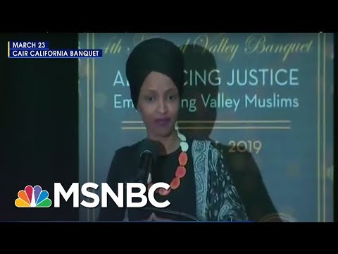 Some Believe Trump Tweet With Rep. Omar In Video Puts Her At Risk | MSNBC