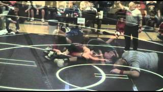 Christopher Denning High School Wrestling Highlights