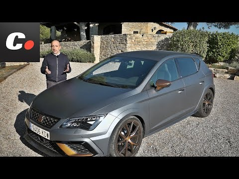 Seat León Cupra R   Primera prueba / Test / Review en español   coches.net
