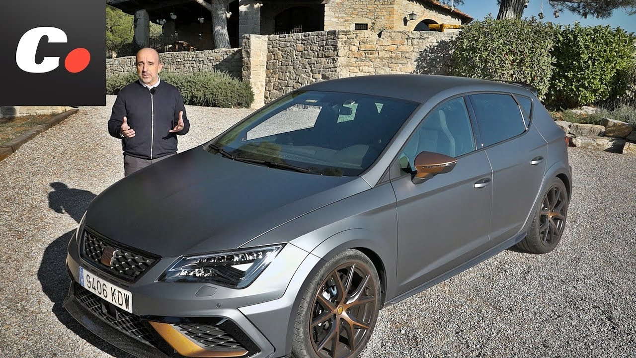 seat le n cupra r primera prueba test review en espa ol youtube. Black Bedroom Furniture Sets. Home Design Ideas