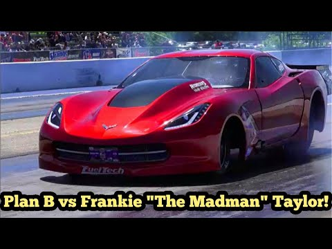 """Plan B Vs Frankie """"The Madman"""" Taylor At The Midwest Promod Series"""