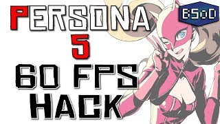 RPCS3 | Persona 5 | Massive 60 FPS Patch Update - Vloggest