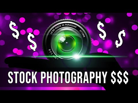 4 Types Of Stock Photography For Earning Money