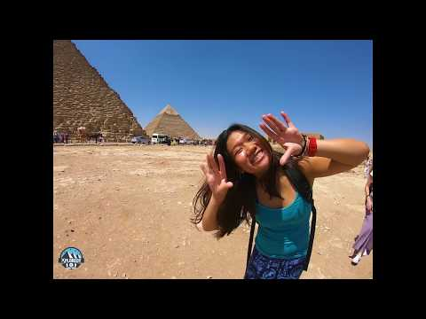 Cairo & Giza | XplorEgy | MAHB Team