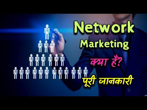 What is Network Marketing with full information? – [Hindi] – Quick Support