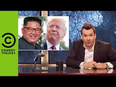 Trump Disinvited From The First Ever 'C7 Summit' | The Jim Jefferies Show