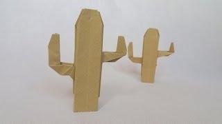 Paper Cactus | Origami Cactus