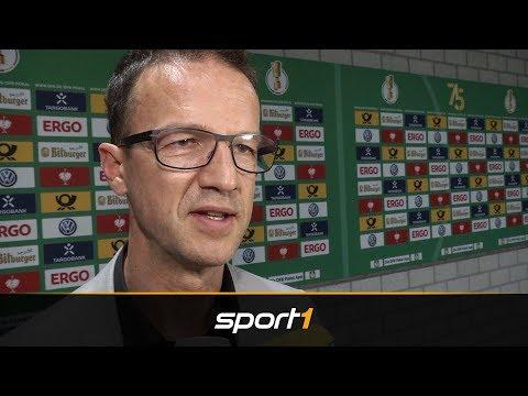 Nach Rummenigge-Attacke: Bobic schlägt gegen FC Bayern zurück   SPORT1 - VOLKSWAGEN POKALFIEBER
