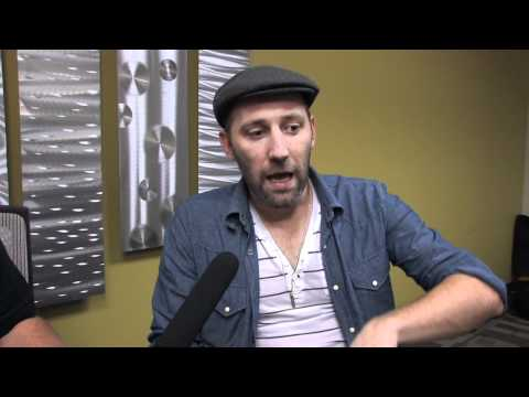 Mat Kearney Interview with Brian Douglas at Q102