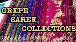 Grepe  Saree Collections