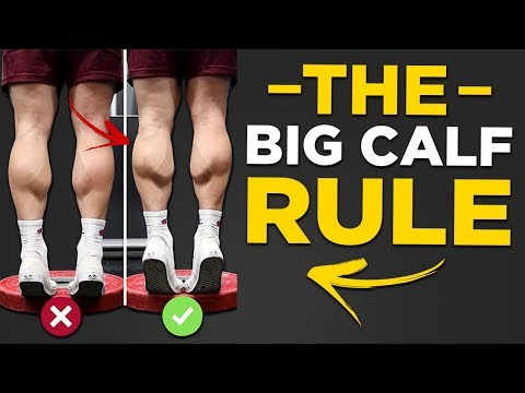 How To Build Massive Calves (EVEN WITH BAD CALF GENETICS!)