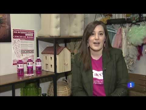 Entrevista a Lidia en el Telediario Nacional de TVE1