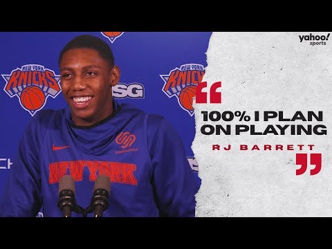 Canada's RJ Barrett Confirms He'll Play In Olympic Qualifier